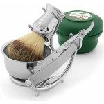 Trendhim Set na holení Barber Style s břitvou na výměnné čepele Barber_Style_Shavette_Set