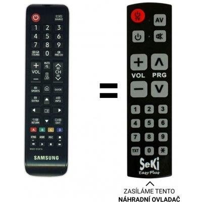 Dálkový ovladač Senior Samsung BN59-01247A