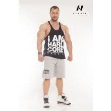 Nebbia Fitness Tílko Hardcore 977 Černá