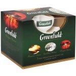 GREENFIELD GF Dárková sada hrnek + 3 x 25 x 2 g čaje