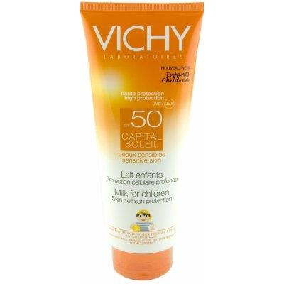 Vichy Capital Soleil Kids SPF50 mléko 300 ml
