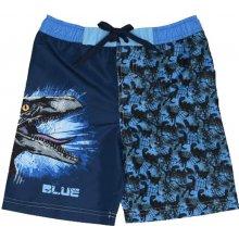 Chlapecké letní plavecké šortky Jurský Svět Jurassic World