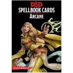 Hra na hrdiny D&D 5th Edition Spellbook Cards Arcane