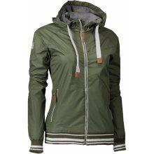Nordblanc dámská bunda FASHION NBSJL6264 zelená