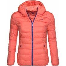 Loap Itamanka dámská bunda oranžová