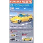 UMBUM 3D puzzle Porshe 911 GT3 žluté