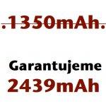 Baterie Blue Star Premium baterie Samsung S5830 Galaxy Ace/Galaxy Gio (S5670) 1600 mAh - neoriginální