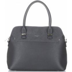 07efb049fa0e David Jones elegantní dámská kabelka kufřík šedá alternativy ...