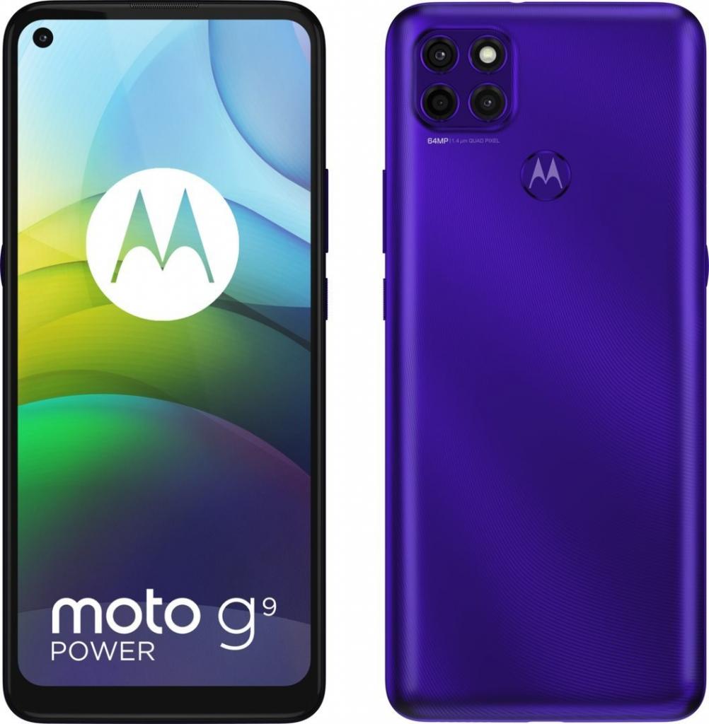 Motorola Moto G9 Power 128GB na Heureka.cz