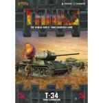 Gale Force Nine Tanks: Soviet T-34