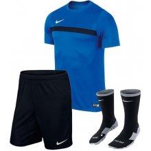 Nike Academy 16 Junior Modrá-Černá