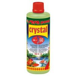 Údržba vody v jezírku Sera Pond crystal 0,5 l