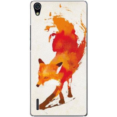 Pouzdro iSaprio Fast Fox Huawei Ascend P7