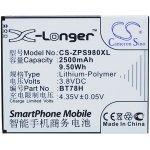 Baterie Cameron Sino CS-ZPS980XL 2500mAh - neoriginální