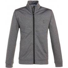 Golfino The Techno Sweat Jacket Light Grey Mel