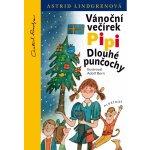 Vánoční večírek Pipi Dlouhé punčochy - Astrid Lindgrenová, Adolf Born