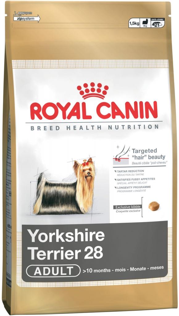 8fbf0ac38f1 Royal Canin Breed yorkshire 500g