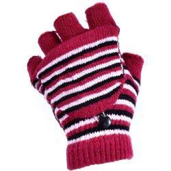 777a9cb9a34 Banasport dámské bezprsté pletené rukavice červená alternativy ...