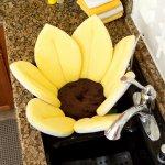 Bloomingbath™ Kvetoucí koupel žlutá