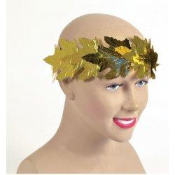 Karnevalový kostým Římský zlatý věnec b01cf759bf