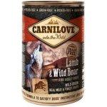 Carnilove Dog Wild Meat Lamb & Wild Boar 12 x 400 g