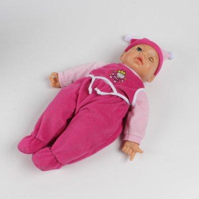 Panenka pro holčičky Bayer Hello Baby