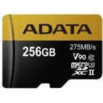 ADATA microSDXC 256GB UHS-II U3 AUSDX256GUII3CL10-CA1