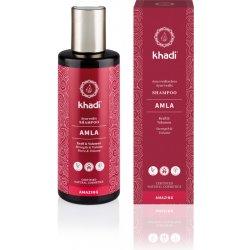 Khadí šampon Amla pro objem a lesk 210 ml