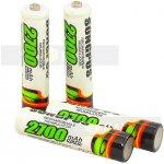 Baterie Songpus AAA 2700mAh 4ks