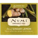 Numi Zelený čaj Decaf Ginger Lemon 1 ks