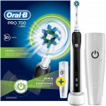 Oral-B Pro 750 CrossAction Black
