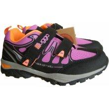 Bugga B00132-03 boty dětské softshell růžová d330e4e0c8
