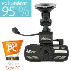 Černá skříňka Eltrinex LS400W