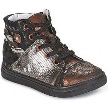 Catimini Kotníkové boty Dětské ROUSSEROLLE Černá