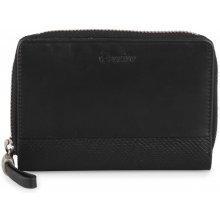 Esquire Dámská kožená peněženka 095257 černá