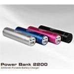 Arctic Power Bank 2200 stříbrná