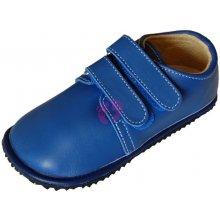 Beda barefoot kožené boty modré 83a2a6d0b4