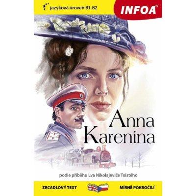 Anna Karenina - Zrcadlová četba B1-B2