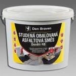DEN BRAVEN Studená obalovaná asfaltová směs DenBit RB 25kg kbelík