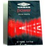 UMBRO Power toaletní voda pánská 100 ml