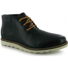 Gelert Leather pánské Walking Boots Black