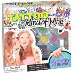 Wiky Třpytivé tetování