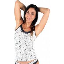 EVONA a.s. dámská košilka s krajkou HVĚZDIČKY - TOP GT 017 feea9f496c
