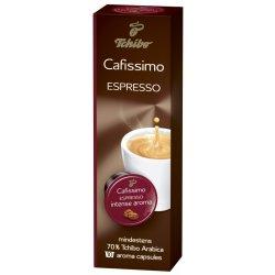 Tchibo Cafissimo Espresso Intense Aroma pražená mletá káva 10 ks
