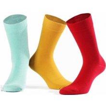 639feb005ce Wola pánské ponožky Perfect Man W 94.N03 tyrkysová