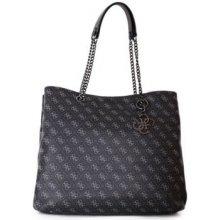 Guess velké kabelka nákupní tašky černá 0a0ff968cf6