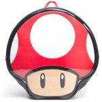 Bioworld Europe batoh Super Mario Mushroom 3D červený