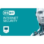 ESET Internet Security 1 lic. 3 roky (EIS001N3)