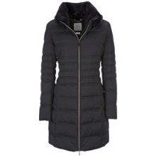 GEOX Dámská bunda Woman Down Jacket Black W7425R-T2335-F9000