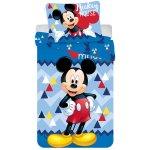 Jerry Fabrics Povlečení Mickey 2 micro 140x200 70x90